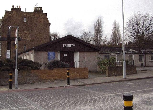 Trinity United Reformed Church, Catford