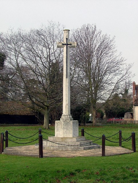 Ickwell War Memorial