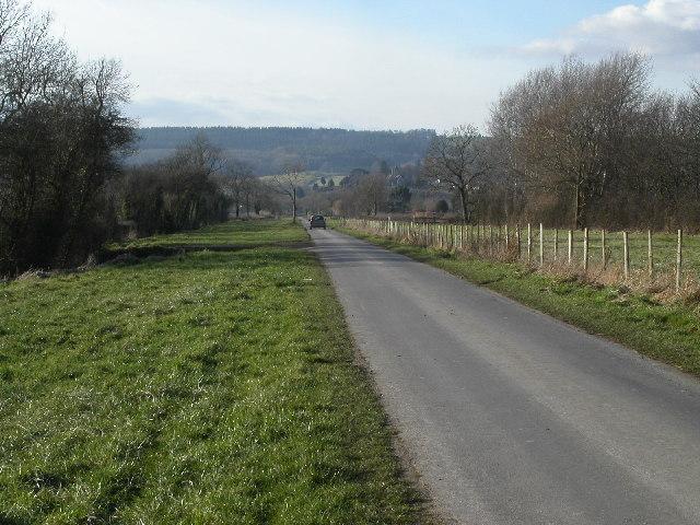 Passage road Arlingham