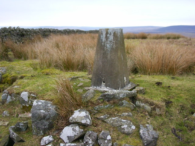 Midhopelaw Pike trig