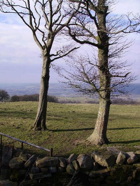 Lune Valley from Claughton Moor