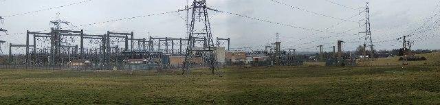 Rayleigh Substation