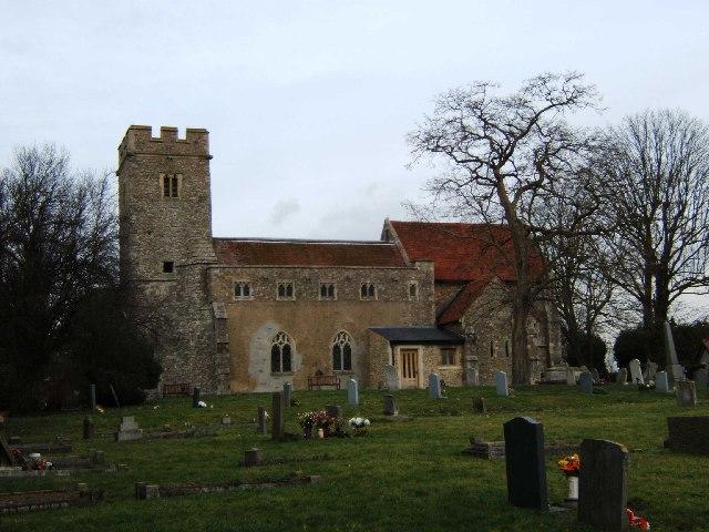 St Nicholas, Rawreth