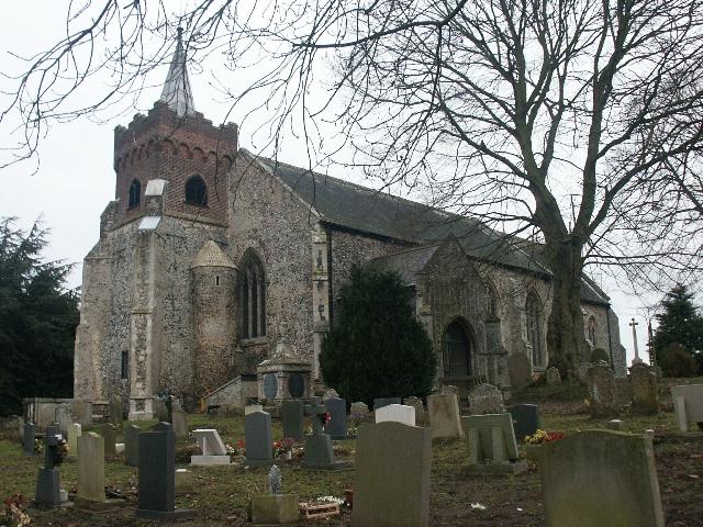 St Edmund's Church, Costessey