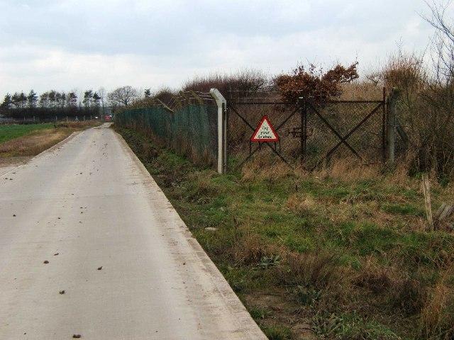 Doublegate Lane, Shotgate