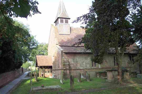 St. Chad's Church, Boningale