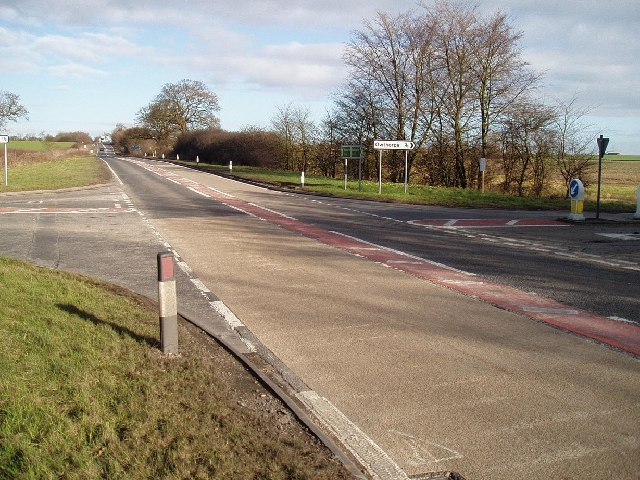 A46 Junction to Cotgrave & Owthorpe