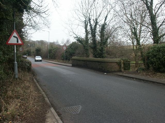 River Tud bridge, Costessey