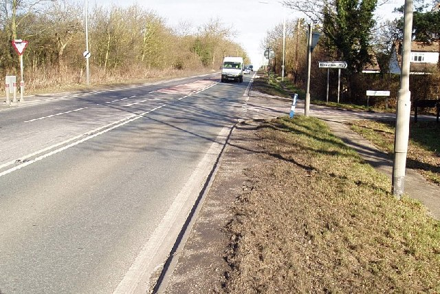 A46 Junction to Widmerpool & Kinoulton