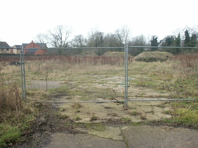 Site of Bridge Farm, Costessey