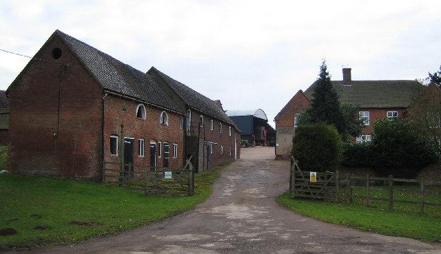 Maxstoke Hall Farm