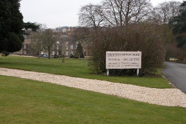 Brockhampton Park, Brockhampton