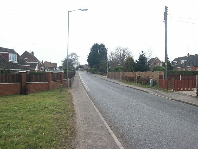 Norwich Road, Costessey