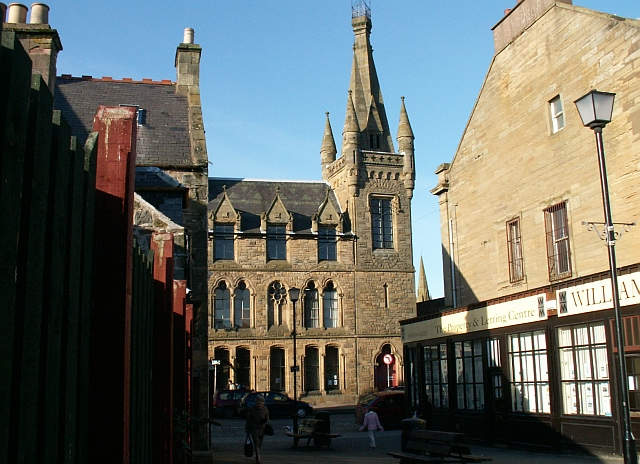 Duncan Institute Library, Cupar