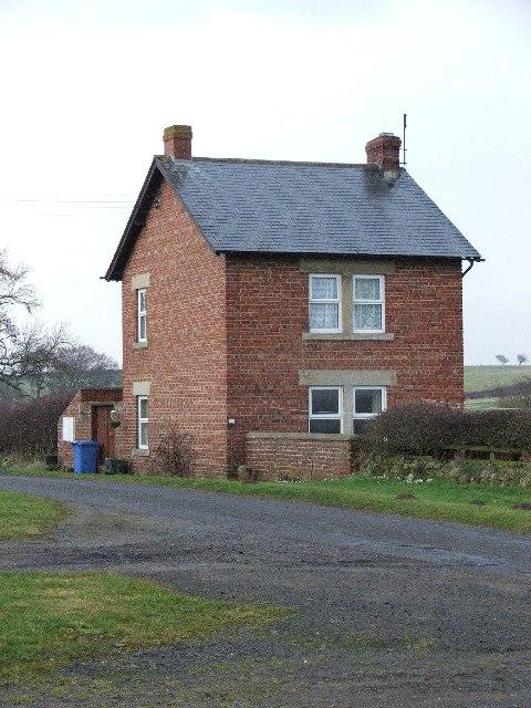 The Half House