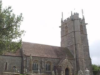 All Saints, Closworth