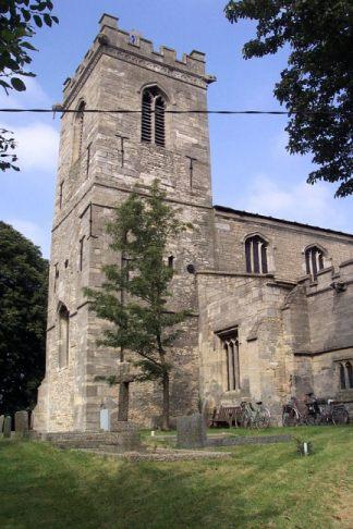 St. John the Evangelist, Corby Glen
