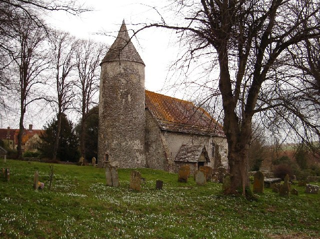 St Peters, Southease