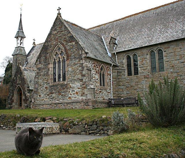 Sparkwell Church