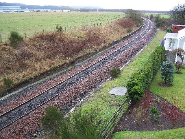Drybridge Station
