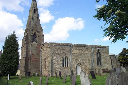 St. Michael & All Angels, Diseworth
