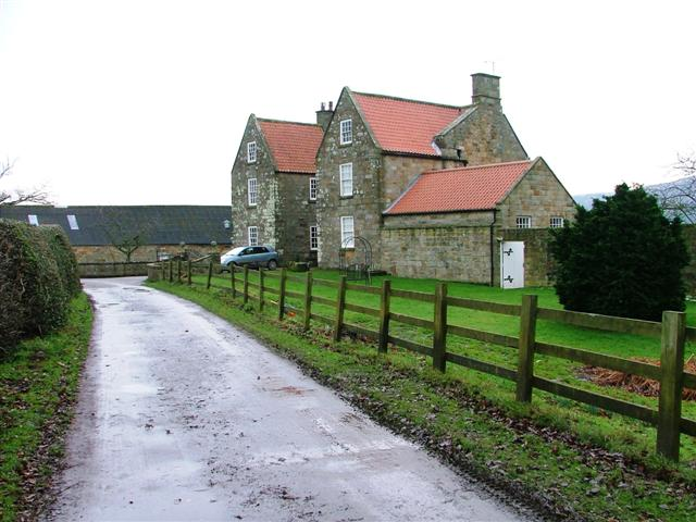 Newbiggin Hall