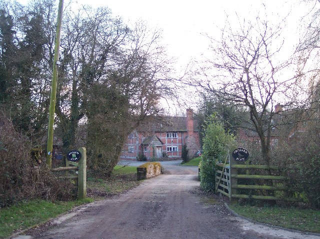Butterley Brook / Orchard Place