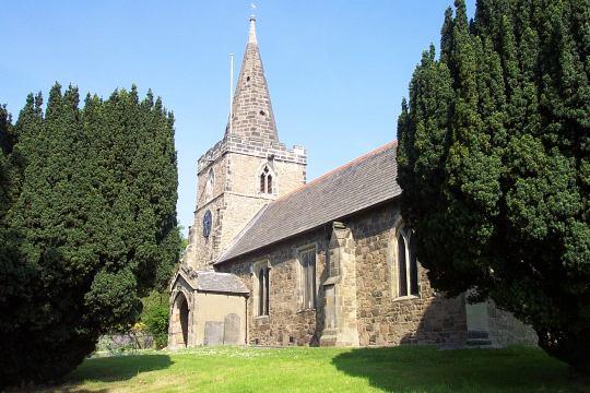 St. Michael, Markfield