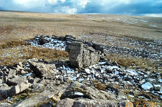 Hen Tor - Dartmoor