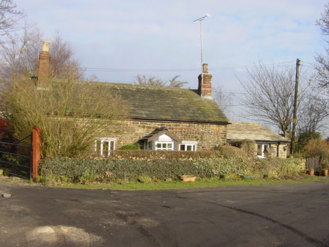 Otterswift Cottage, Chadwick Green