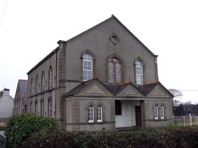 Chapel in Gaerwen