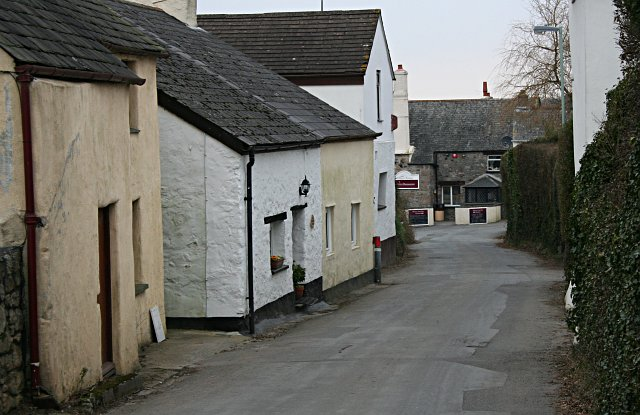 Hemerdon Village