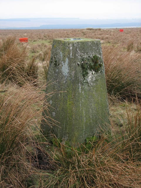 Seat Hill trig point