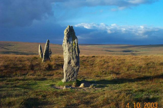 The Cornwood Maidens - Dartmoor