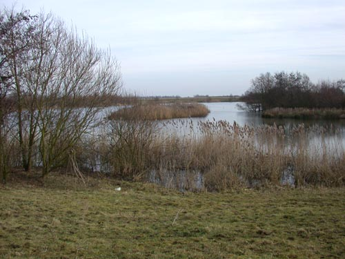 Needingworth gravel pits