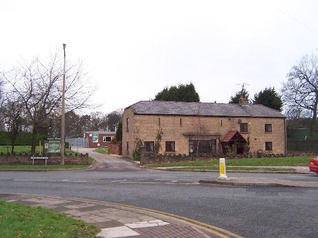Converted Barn near Warrens Nurseries