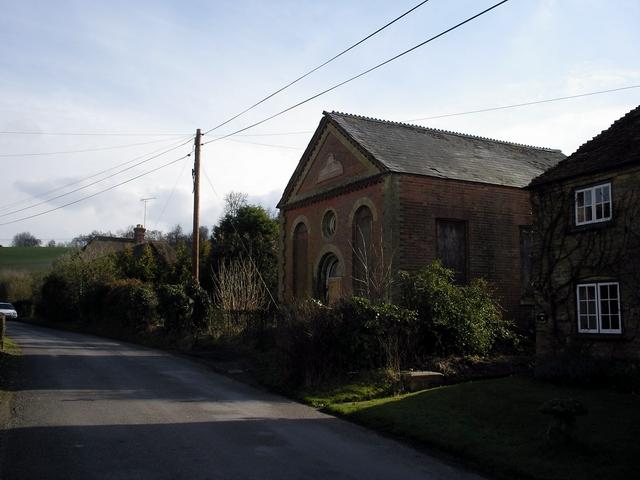 Redundant chapel, Leckford