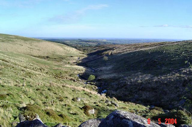 Yealm Steps - Dartmoor