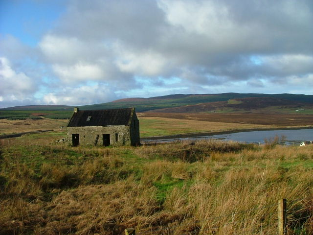 Farm Building in Upper Edinbane