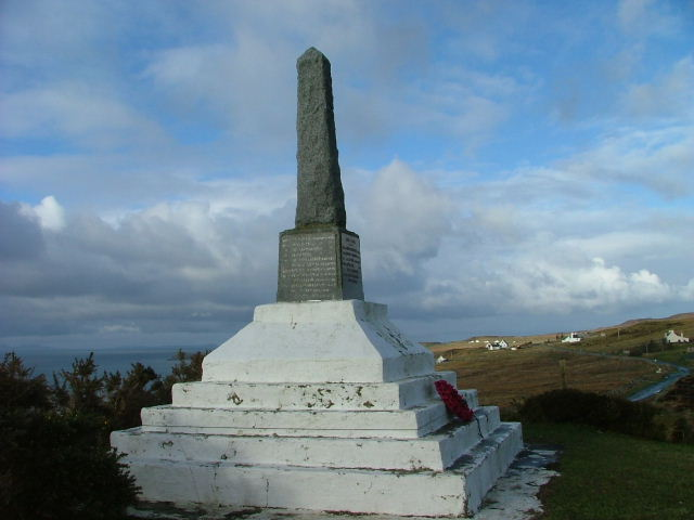 Waternish War Memorial