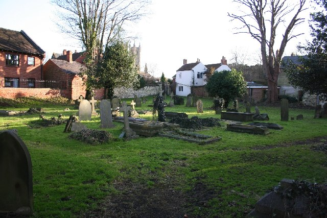 St.Clement's churchyard