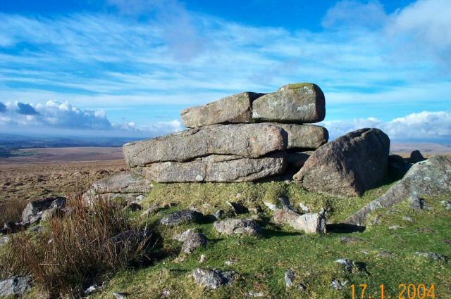 Shell Tor - Dartmoor
