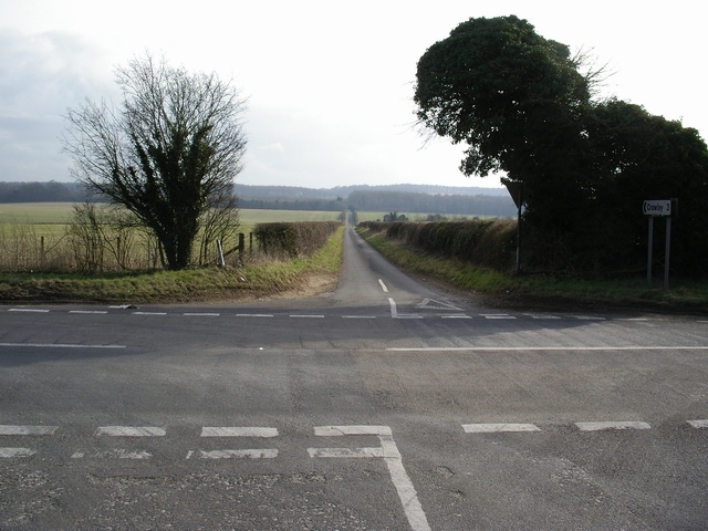 Crossroads on the A30