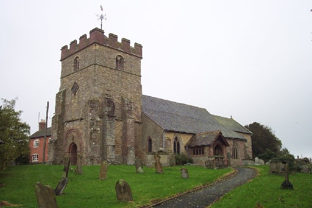 St. Peter, Diddlebury