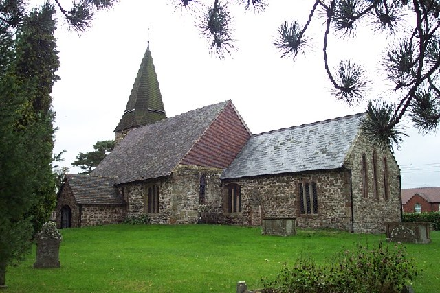 St. John the Baptist, Ditton Priors
