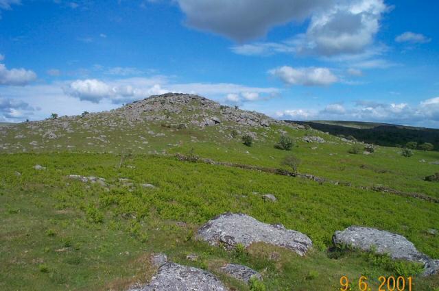 Down Tor - Dartmoor