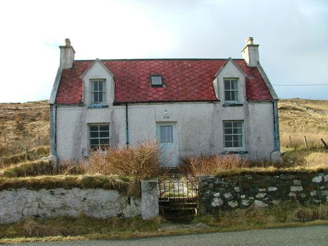 Croft House in Geary