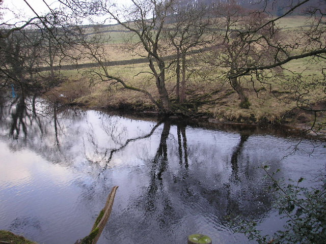 River Wharfe near Appletreewick