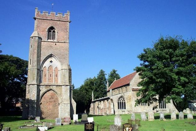 Tydd St. Giles Church