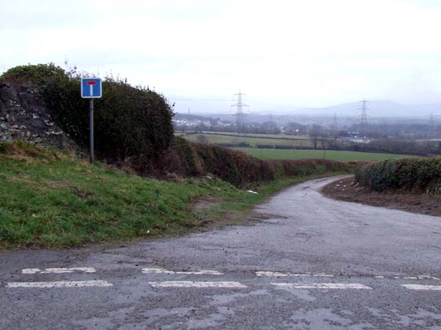 Road Junction at Star